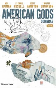 American Gods Sombras nº 03/09